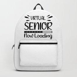 Senior Class of 2021 | Virtual Senior Now Loading Backpack