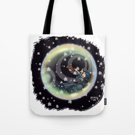 Lovecraft Cuties Set 01: The Render of Veils Dao Tote Bag