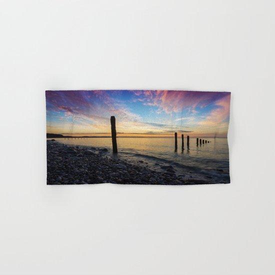 Ocean Sunset Hand & Bath Towel