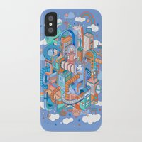 kpop iPhone & iPod Cases featuring George's place by Polkip
