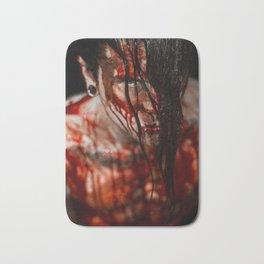 Invoke The Spirit - Samhain Bloodfeast Bath Mat