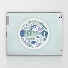 Little Fishes Laptop & iPad Skin