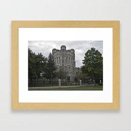 The Waterworks Framed Art Print