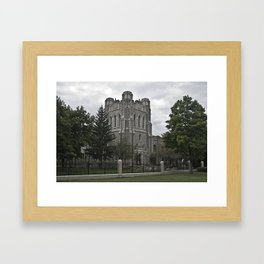The Waterworks Framed Art Print