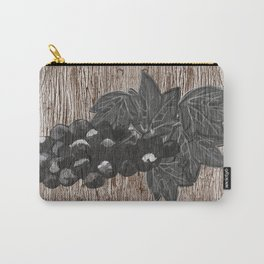 Wine Country Chic Carry-All Pouch