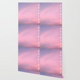 Breathe sunset Wallpaper