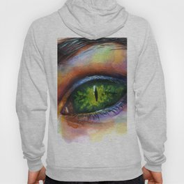Reptile eye Hoody