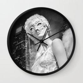 Mannequin 142a Wall Clock