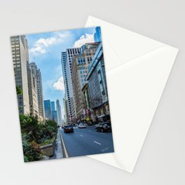 Chicago's Michigan Avenue Stationery Cards