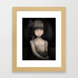 Hazeline Framed Art Print