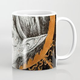 Ladies of Dragon Age: Merrill Coffee Mug