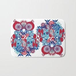 SPIRO OWL Bath Mat
