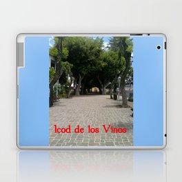 Icod de los Vinos   (A7 B0014) Laptop & iPad Skin