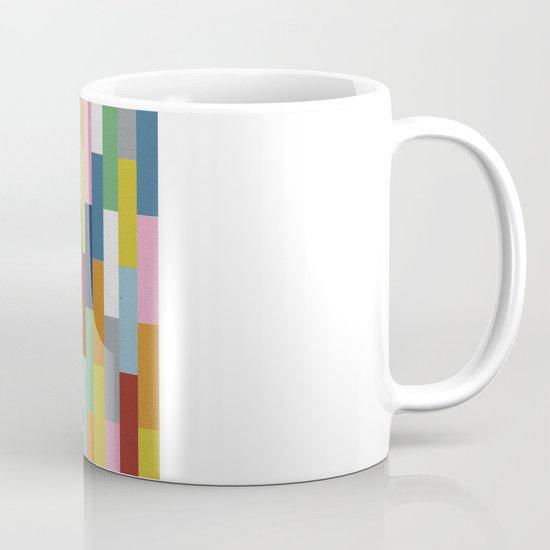 Bricks Rotate Mug