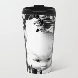 Fugazi Metal Travel Mug