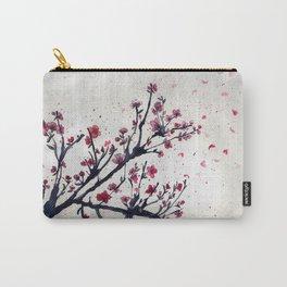Sakura Sakura watercolour Carry-All Pouch