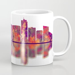 Midland Texas Skyline Coffee Mug