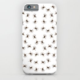 House spiders iPhone Case
