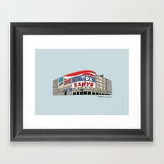 Piccadilly Circus Framed Art Print