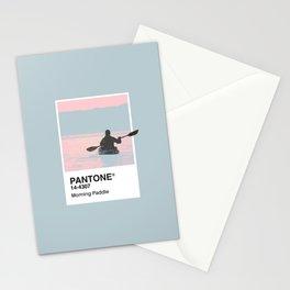 Pantone Series – Paddle Stationery Cards