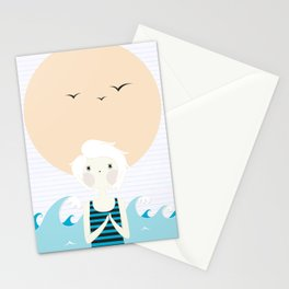 Sunny Age. Stationery Cards