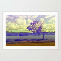 Puerto Rico Is Beautiful Art Print