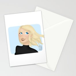 Fire Queen Stationery Cards