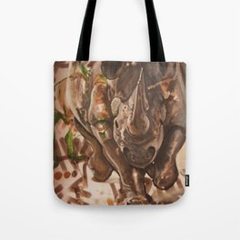 The Charge Part 2 Tote Bag