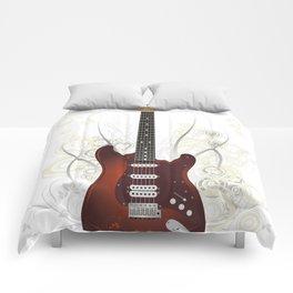 Guitar electro Comforters