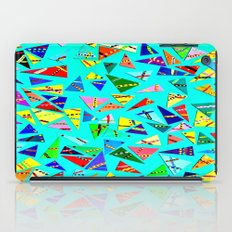 Triangle Mania iPad Case
