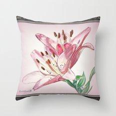 Rosella's Dream Throw Pillow