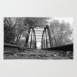 Pegram Truss Bridge - Ogden, Utah Rug