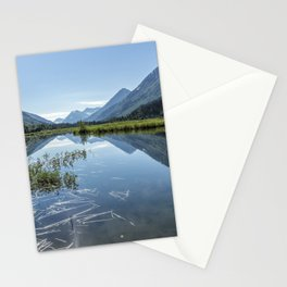 Reflections on Tern Lake Stationery Cards