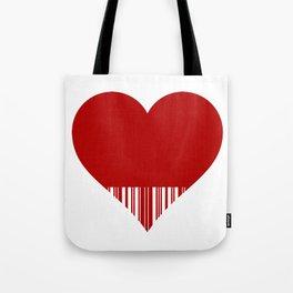 lovecode Tote Bag