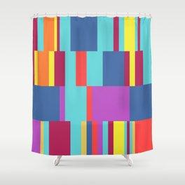 Songbird Calliope Shower Curtain