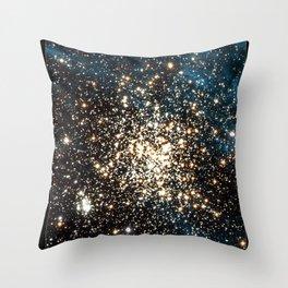 NASA Hubble Space Telescope Poster - NGC 1850 Throw Pillow