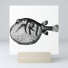 Fish 02 Mini Art Print