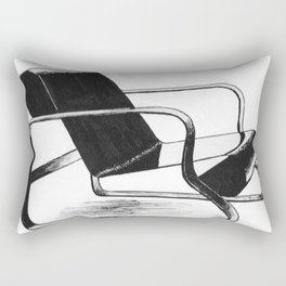 Aalto Chair Rectangular Pillow