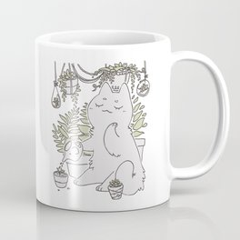 Gardener (White ver.) Coffee Mug