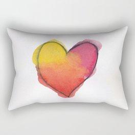 A Little Heart Rectangular Pillow