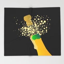 Bubbly Throw Blanket