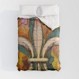 Patricia's Fleur de Lis Comforters
