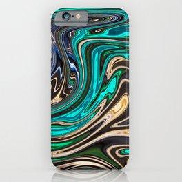 Gorgeous Marble Style - Paradise iPhone Case