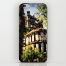 Bannerman's Castle, Hudson River, NY 2004 iPhone & iPod Skin