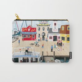 Quartet at the Quay Carry-All Pouch
