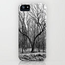 Dead Fall iPhone Case