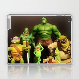 It Aint Easy Being Green Laptop & iPad Skin