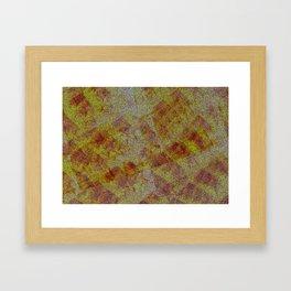 homerun Framed Art Print