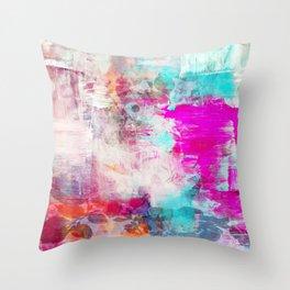 A Hidden Jewel Throw Pillow