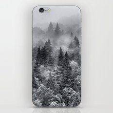 Foggy night iPhone & iPod Skin